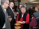 Was da die Neipperger Landfrauen wieder für einen leckeren Kartoffel- und Zwiebelkuchen verteilten...köstlich!