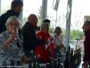 Brackenheimer Weinfrühling: Dicht umlagerte Stände bei der Weinprobe im Lembergersaal.