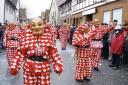 Kehraus in Stockheim: Es gab auch 'liebe' Streichelhexen
