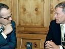 Bundespräsident Horst Köhler: Glück? Brauche ich dazu immer mehr Autos, TV-Programme, Urlaubsreisen?