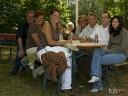 Natur und Wein: Württembergs Weinkönigin von 2007, Miriam Heckel, wanderte und feierte mit Freunden und Familie.