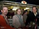 Natur und Wein: WG-Brackenheim Vorstand Rainer Lang und Geschäftsführer Thilo Heuft-Röser nahmen Silvia Schelle, Geschäftsführerin der WG-Willsbach zum Feiern mit.