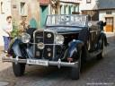 Brackenheim: Auch des Dekans 'Dienstfahrzeug' ist in die Jahre gekommen.