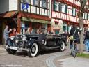 Brackenheim: Im Oldtimer-Maybach auf Abschiedstour.